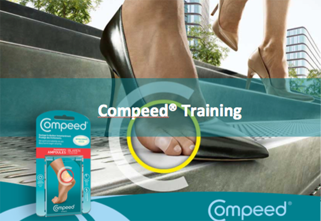 immagine di copertina del training scientifico Compeed